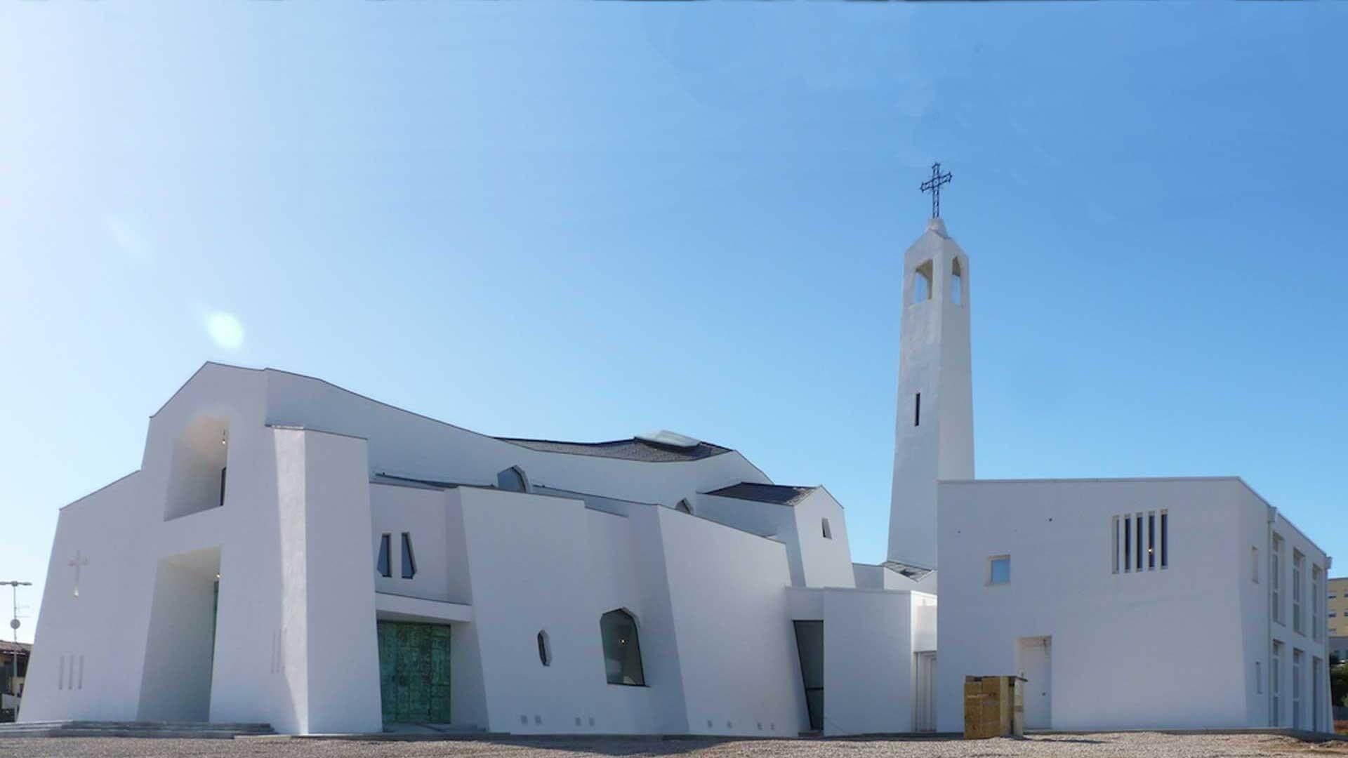 Chiesa San Michele Arcangelo Olbia