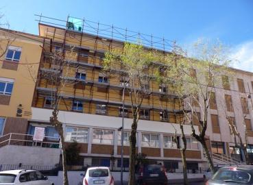 Opere di edilizia pubblica in Sardegna, INPDAP Nuoro