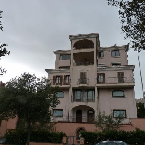 Condominio privato in via Mannironi Nuoro