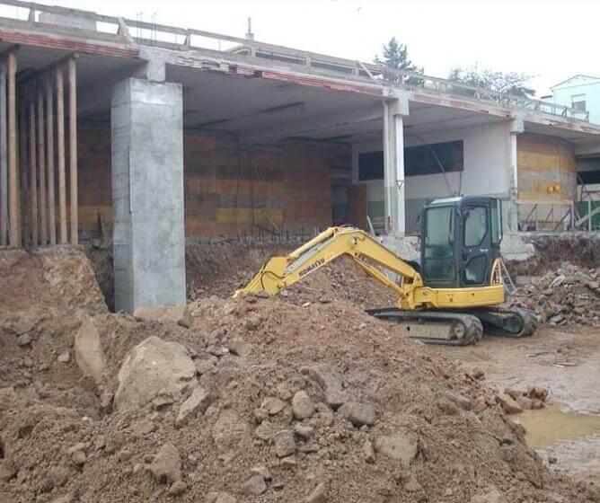Demolizioni e scavi Siniscola