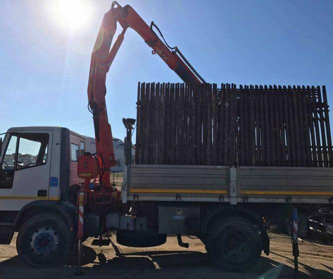 Noleggio attrezzature edili a Budoni