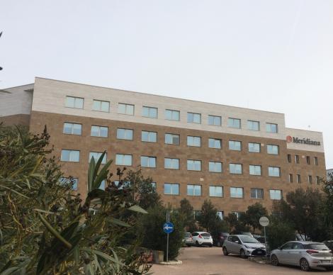 Ristrutturazione Edificio Direzionale Uffici Meridiana S.p.A Olbia