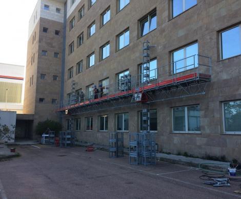 Realizzazione Edificio Direzionale Uffici Meridiana S.p.A Olbia