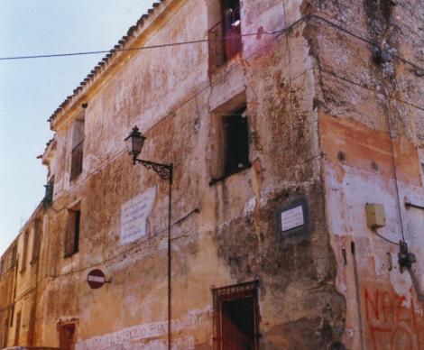 Ristrutturazione edificio storico via Roma a Nuoro