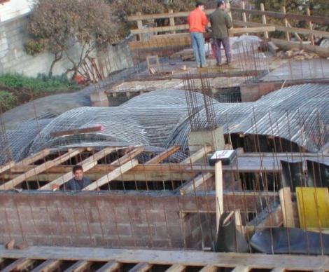 Realizzazione Condominio Belvedere a Nuoro
