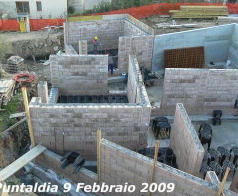 Villa con piscina - Loc.Puntaldia - San Teodoro - (OT)